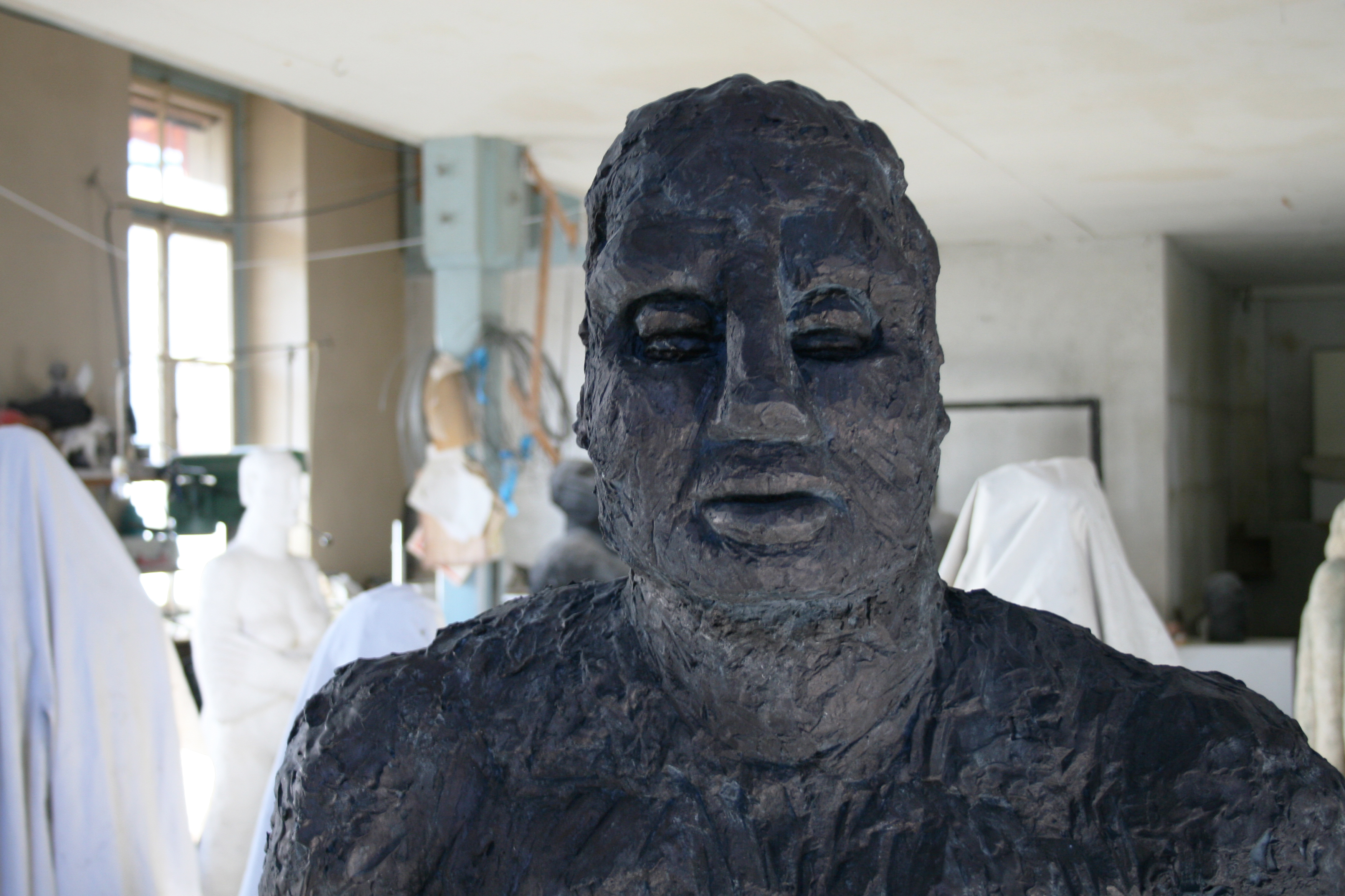 Rudolf Blättler - Skulptur