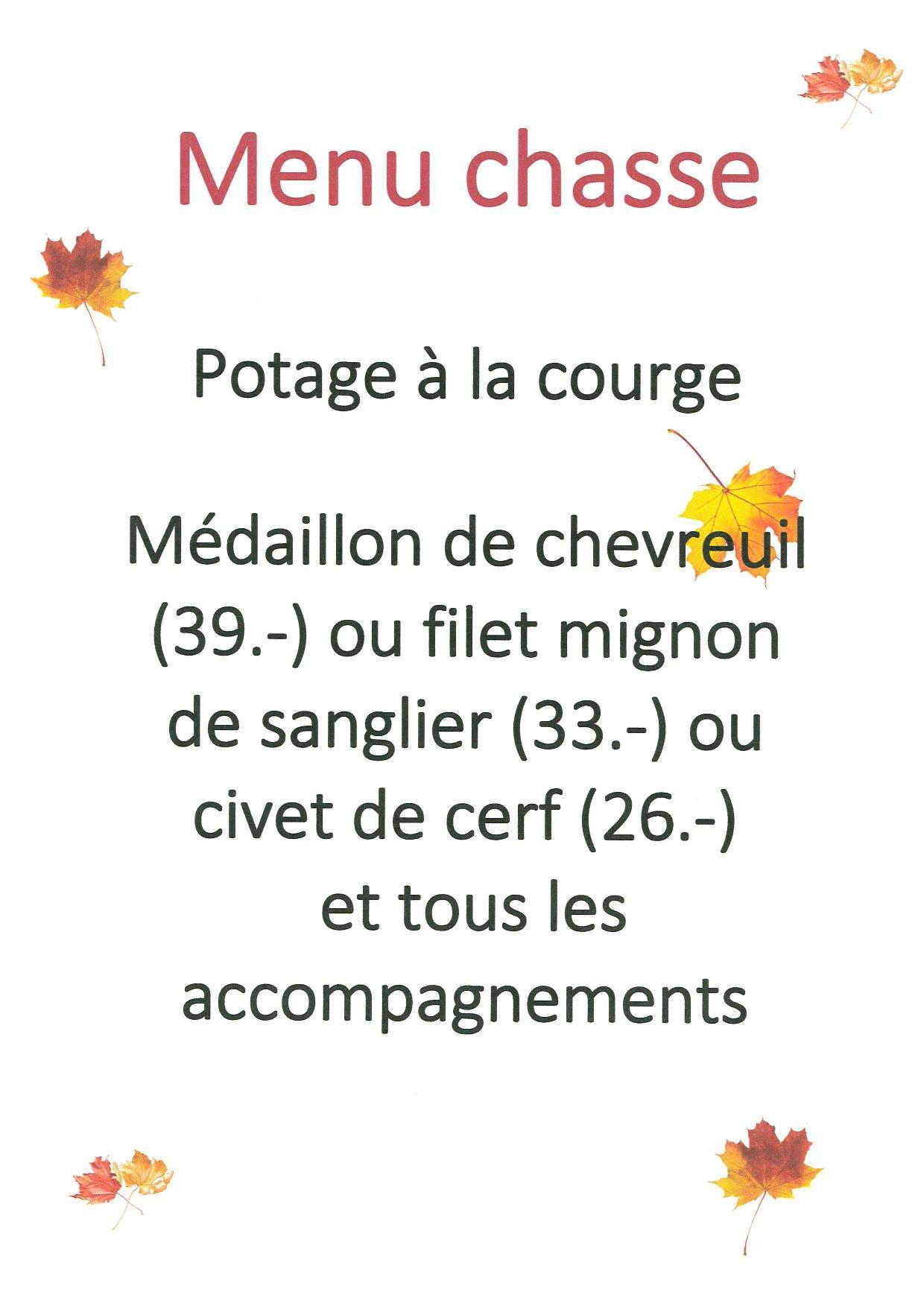 Les saveurs d'automne au Bar Le Perroquet @ Torgon | Valais | Suisse