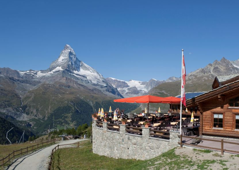Polkafreunde Zermatt