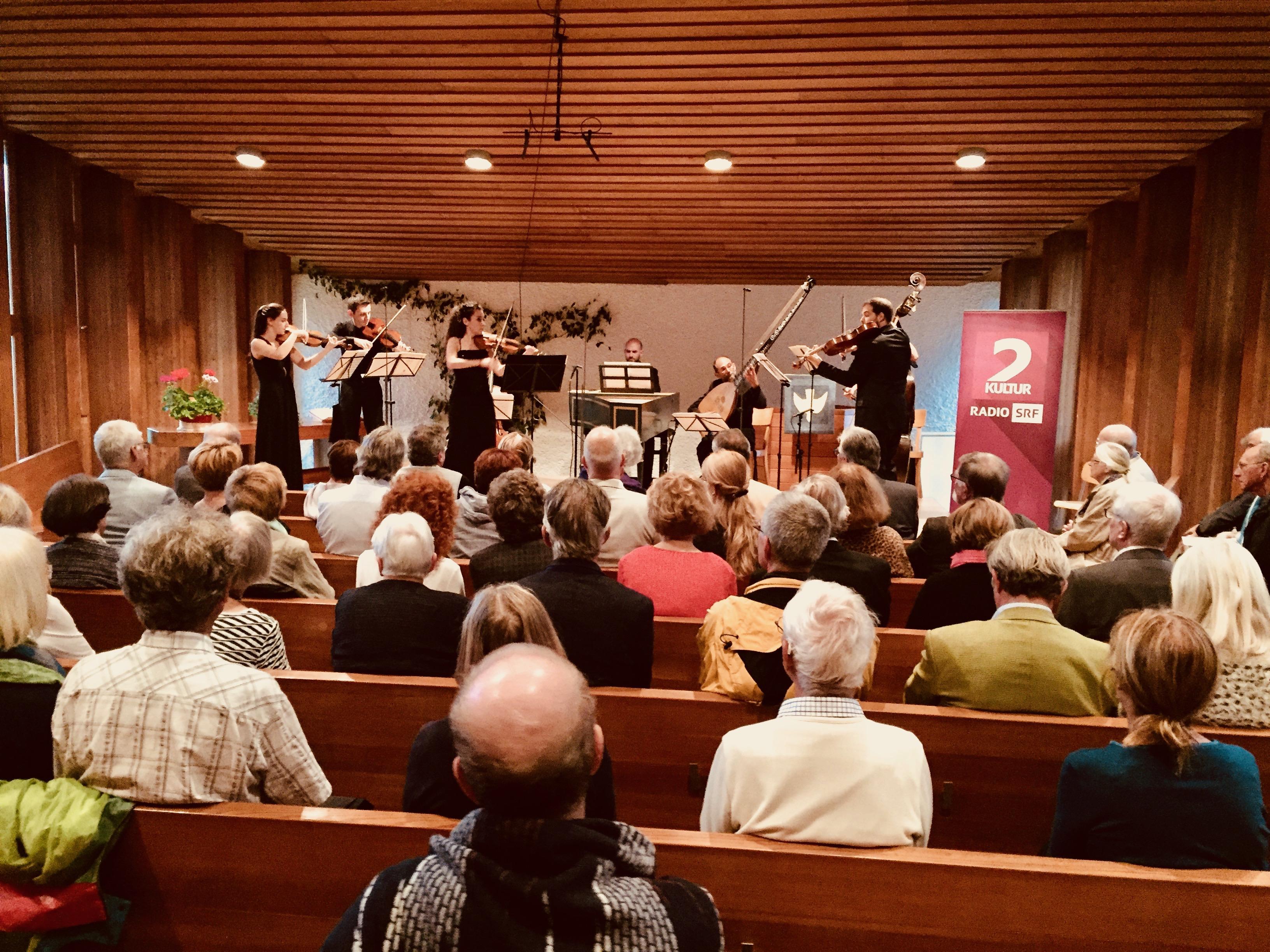 85. Musikwoche Braunwald