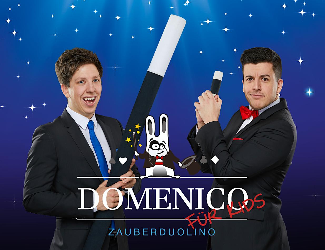 Zauberduolino Domenico - Tierisch magisch!