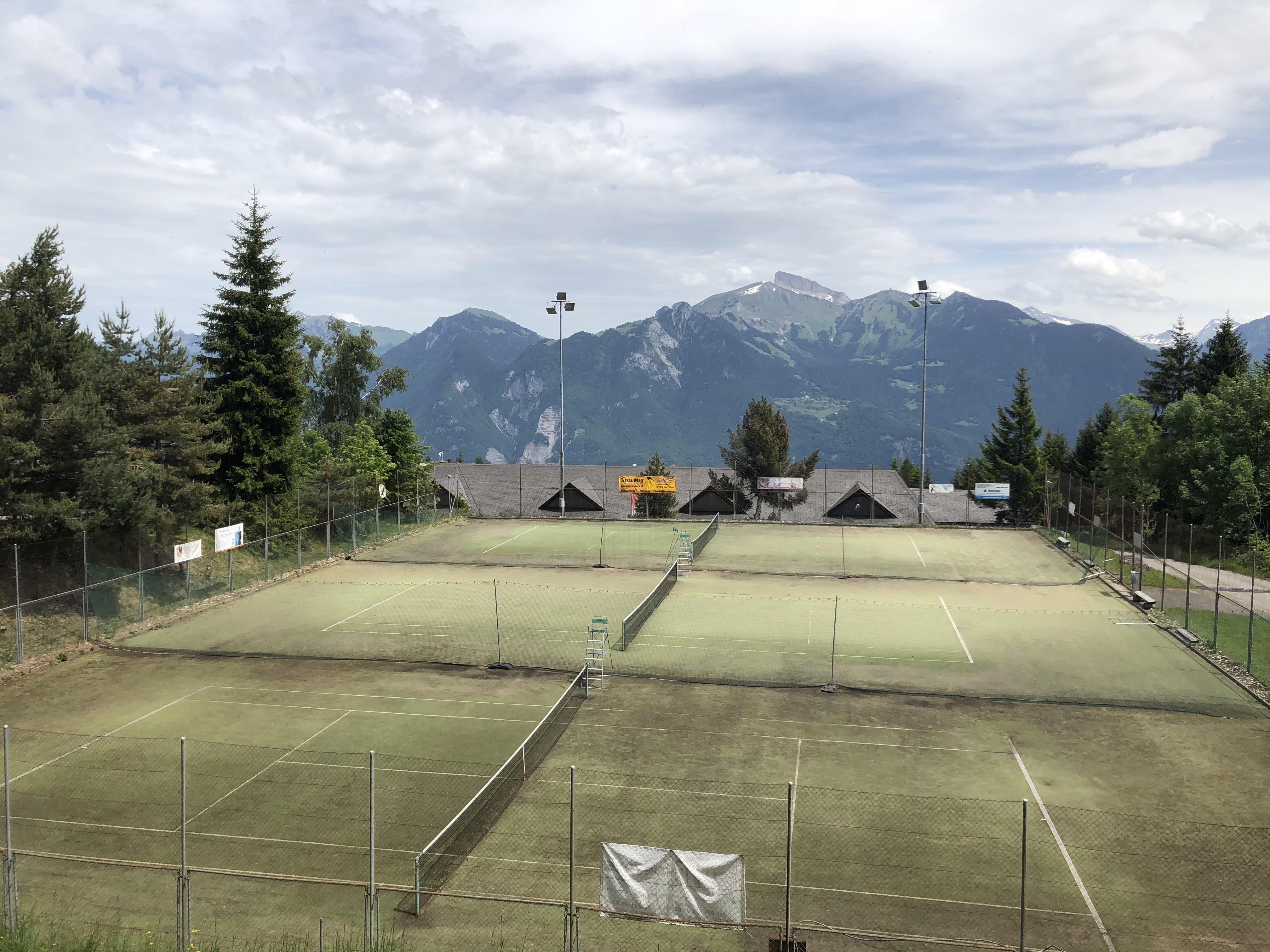 Tennis Club Torgon - Tournoi Marathon Midi-Minuit @  |  |