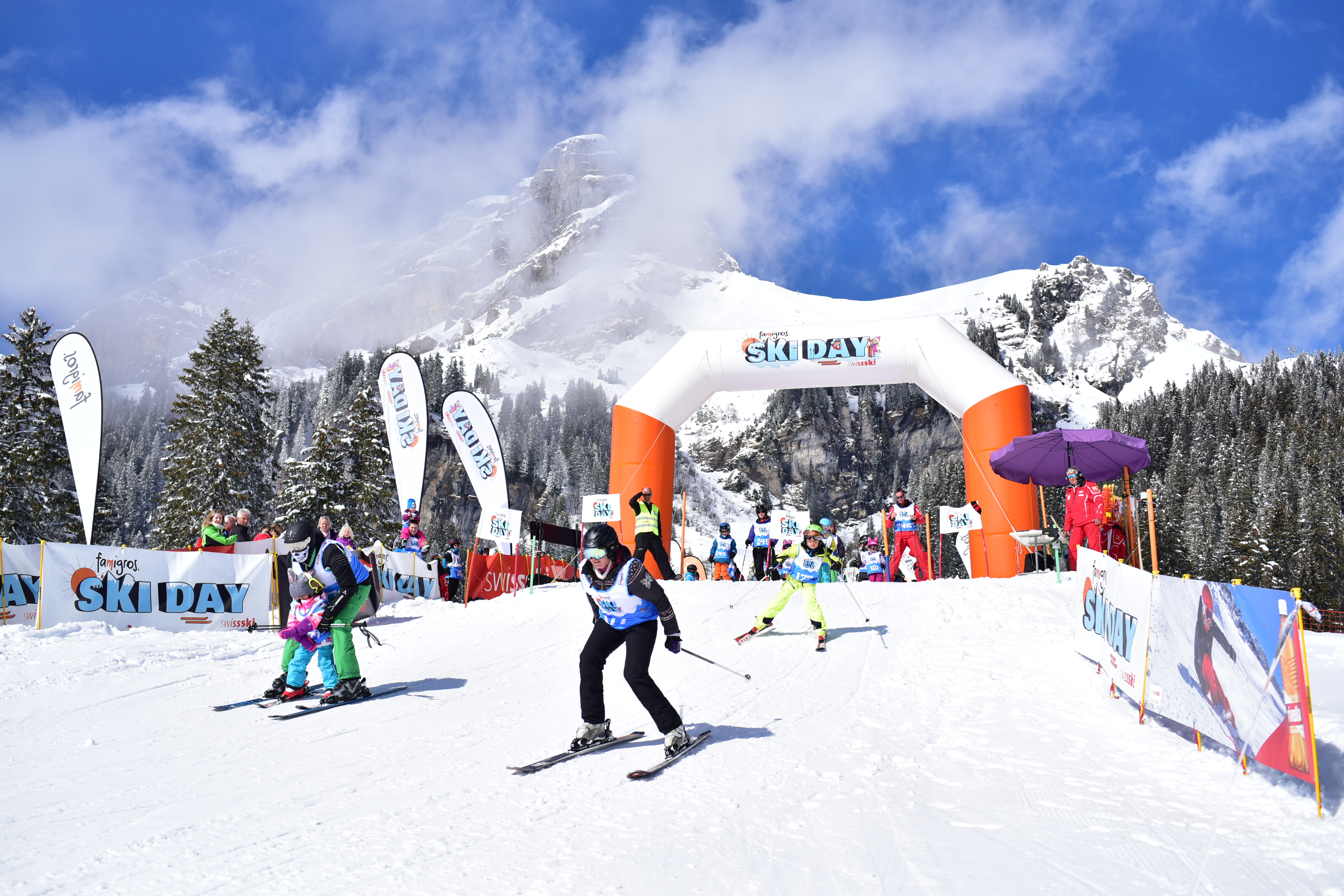 Famigros Ski Day 2017