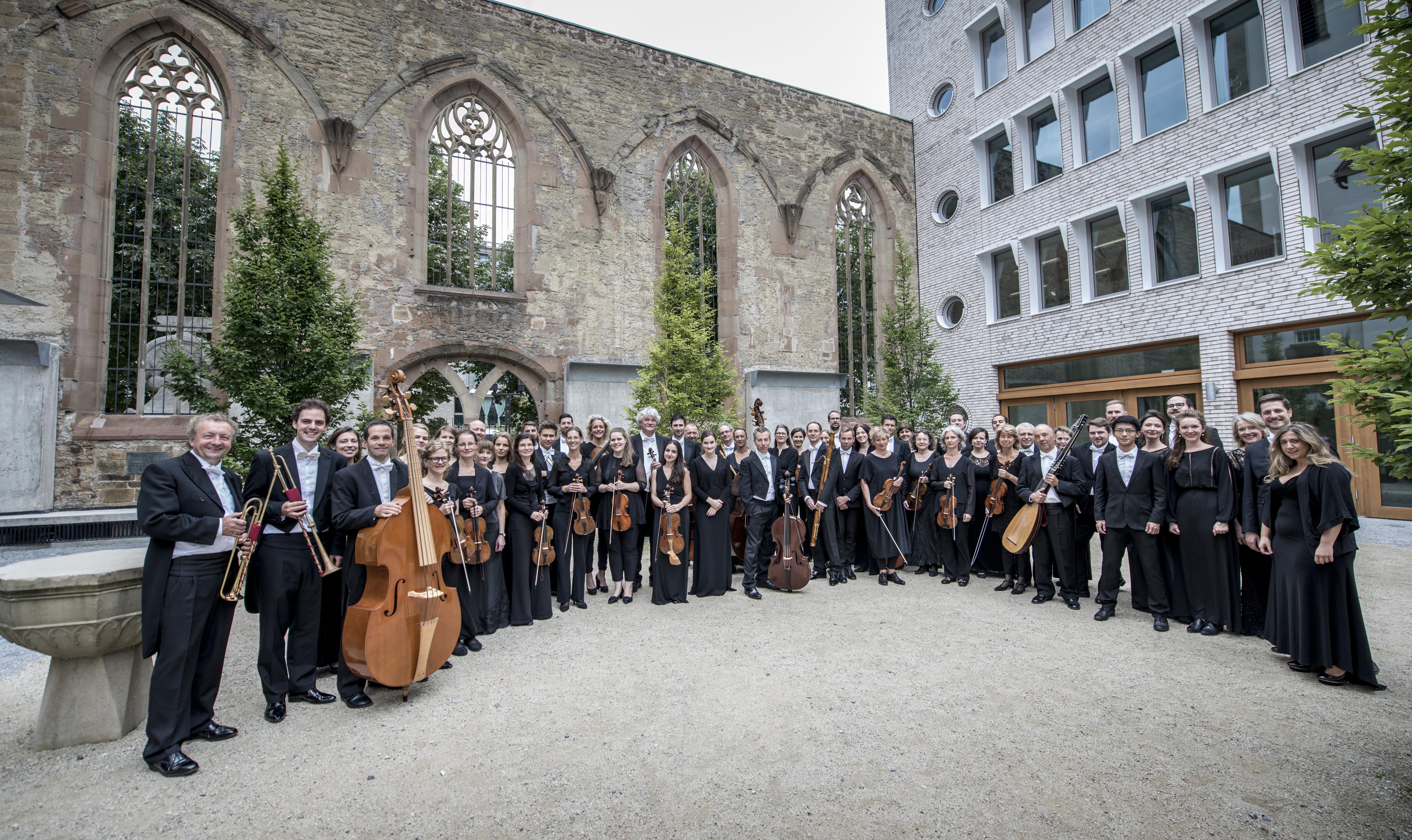28. Internationales Bachfest Nr. 1: Eröffnungskonzert