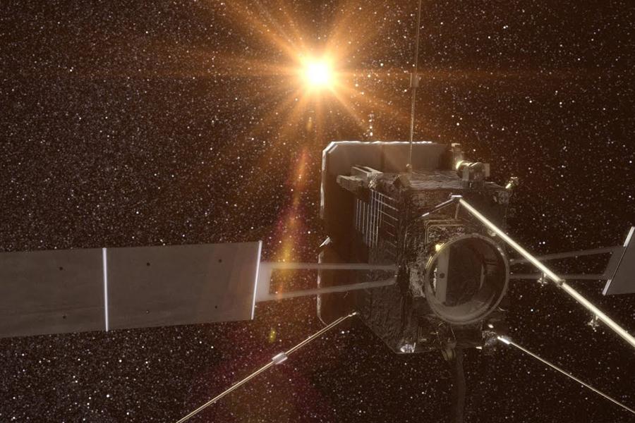ESA-Mission Solar Orbiter