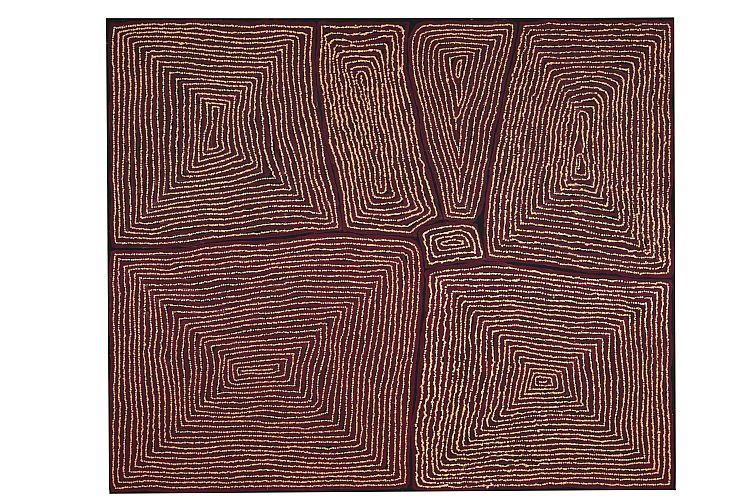 My Mother Country - Malerei der Aborigines