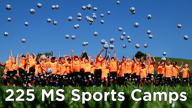 MS Sports Camps
