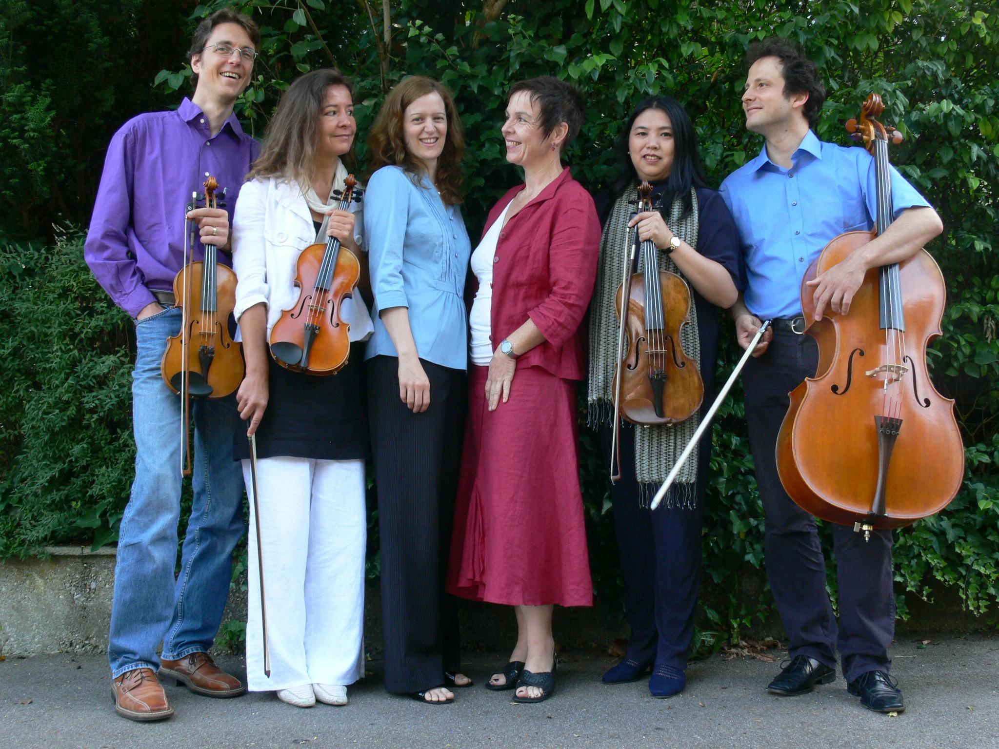Konzerte zur Passion: sitio - mich dürstet
