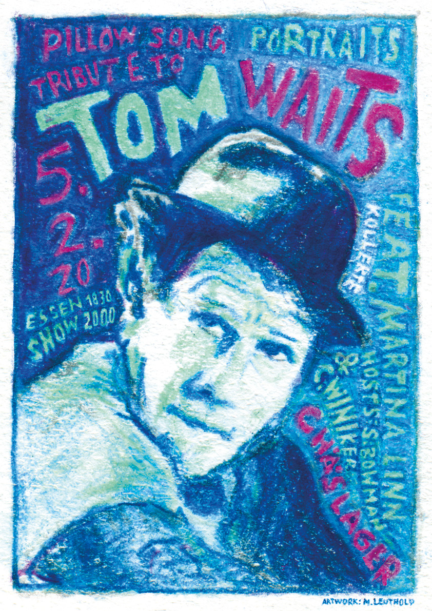 Pillow Song Portraits: Tom Waits Tribute
