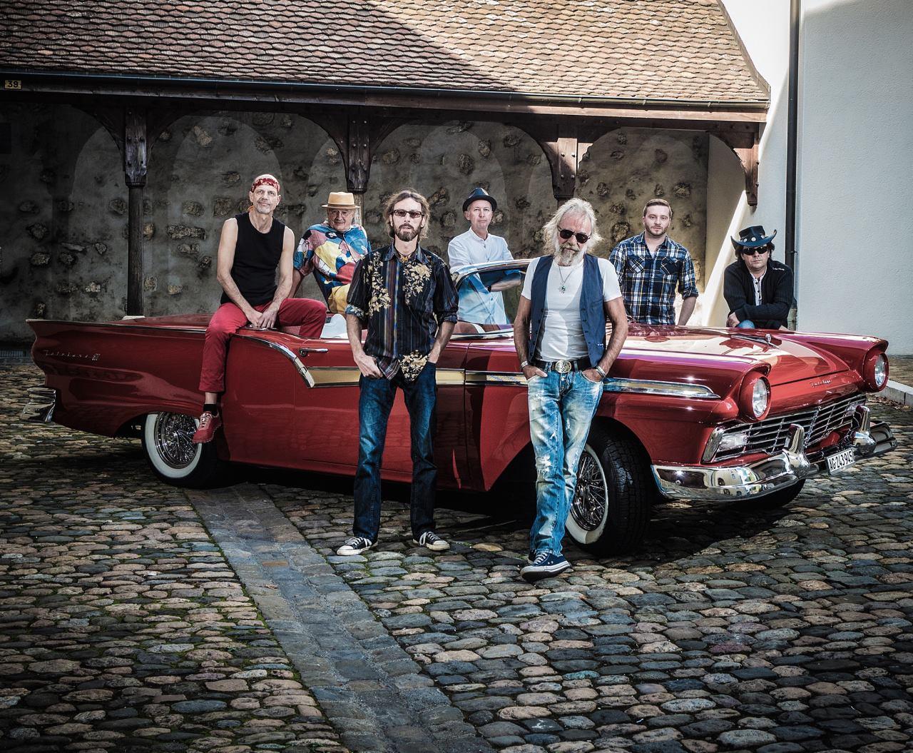 ClinTonics: Soul, Blues, Funk und Country