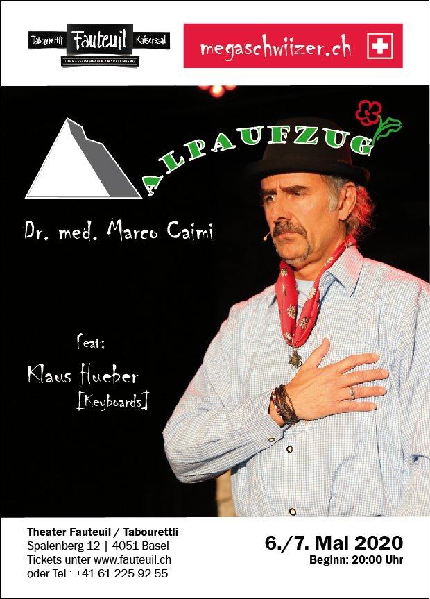 Dr. Med. Marco Caimi - Alpaufzug