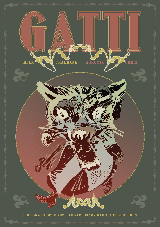 Melk Thalmann: Gatti Im Rahmen von Fumetto Comic Festival Luzern