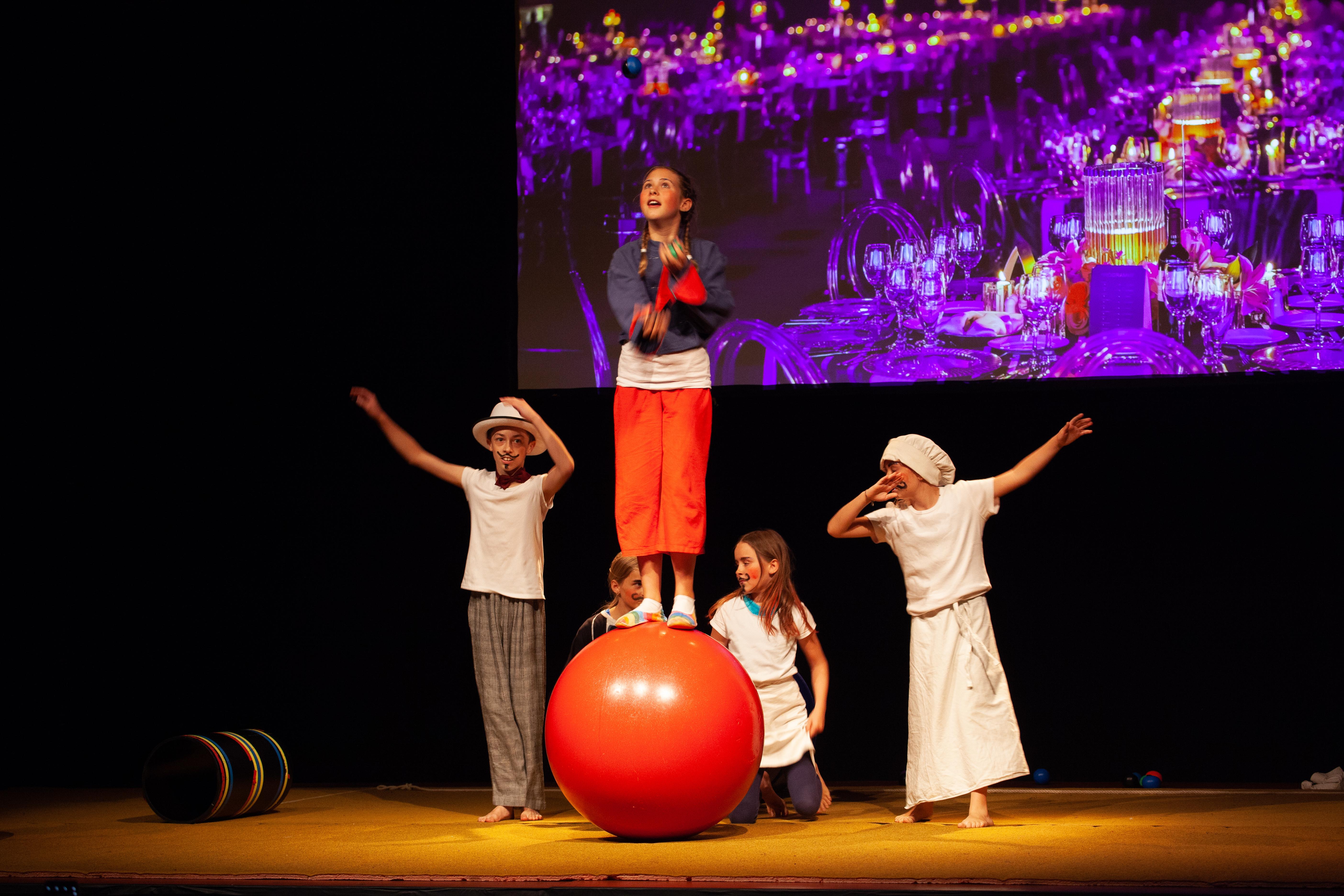 Circuswelt (1.-4. Klasse)