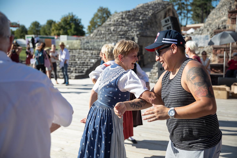 Tag der lebendigen Traditionen (Foto: Matthias Willi)