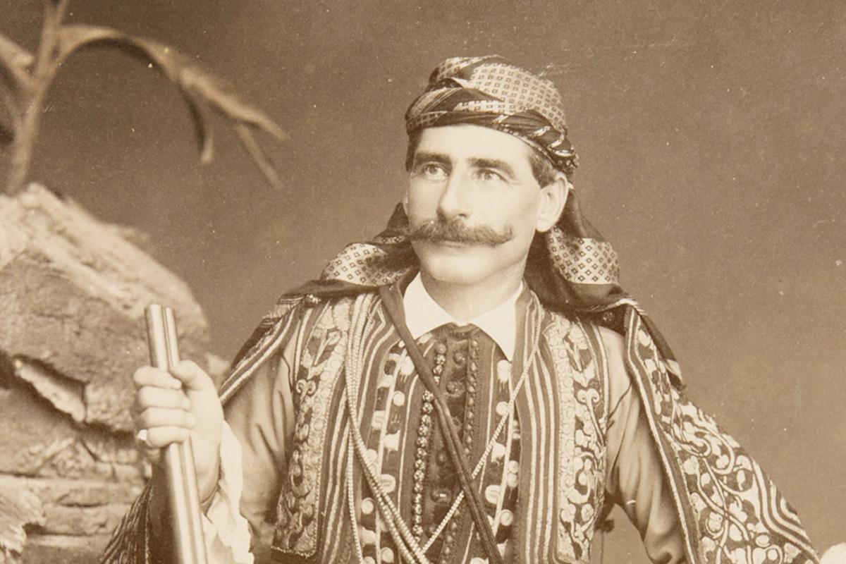 Oriental Grand Tour. Fotografien aus der Sammlung Ruth u. Peter Herzog