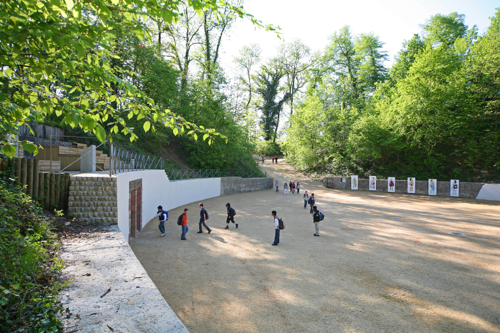 Tag des Denkmals - Das Amphitheater: Architektur und Nutzung
