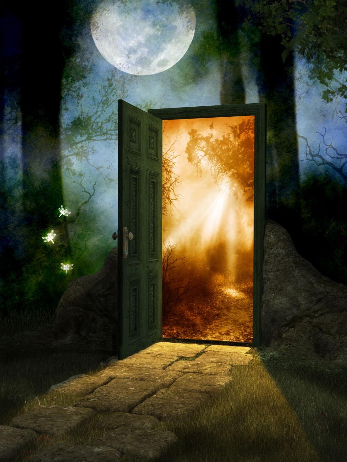 Märchen für Kinder zu Sonne, Mond und Sternen