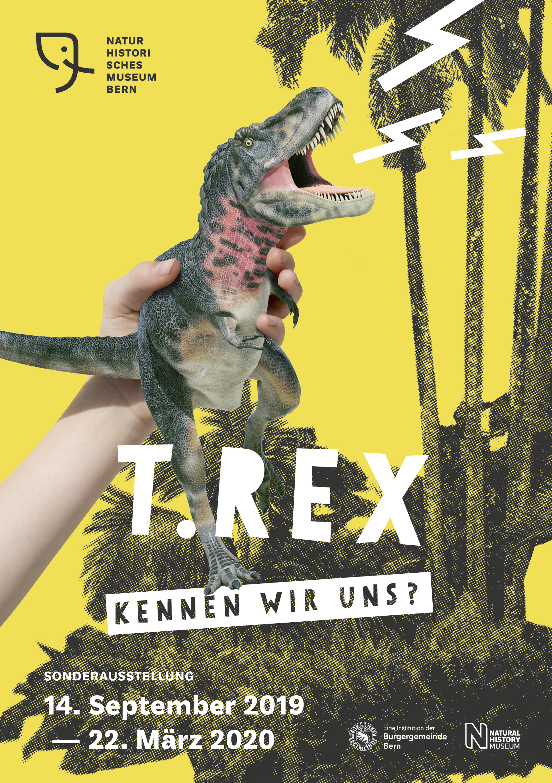T. rex - Kennen wir uns?