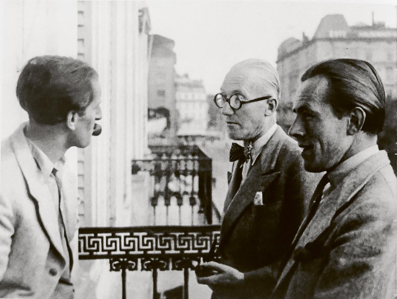 Le Corbusier und Zürich