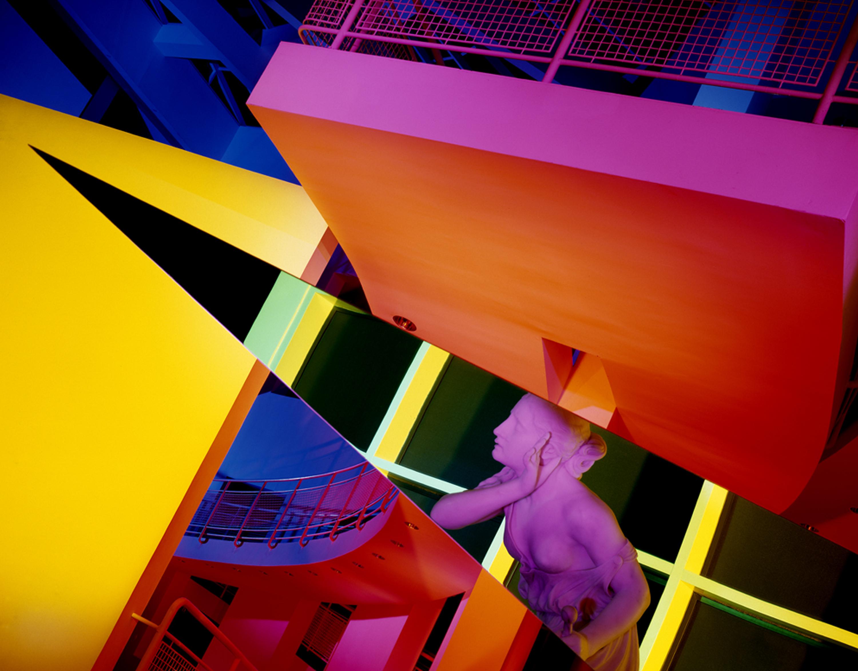 Color Mania - Materialität Farbe in Fotografie und Film