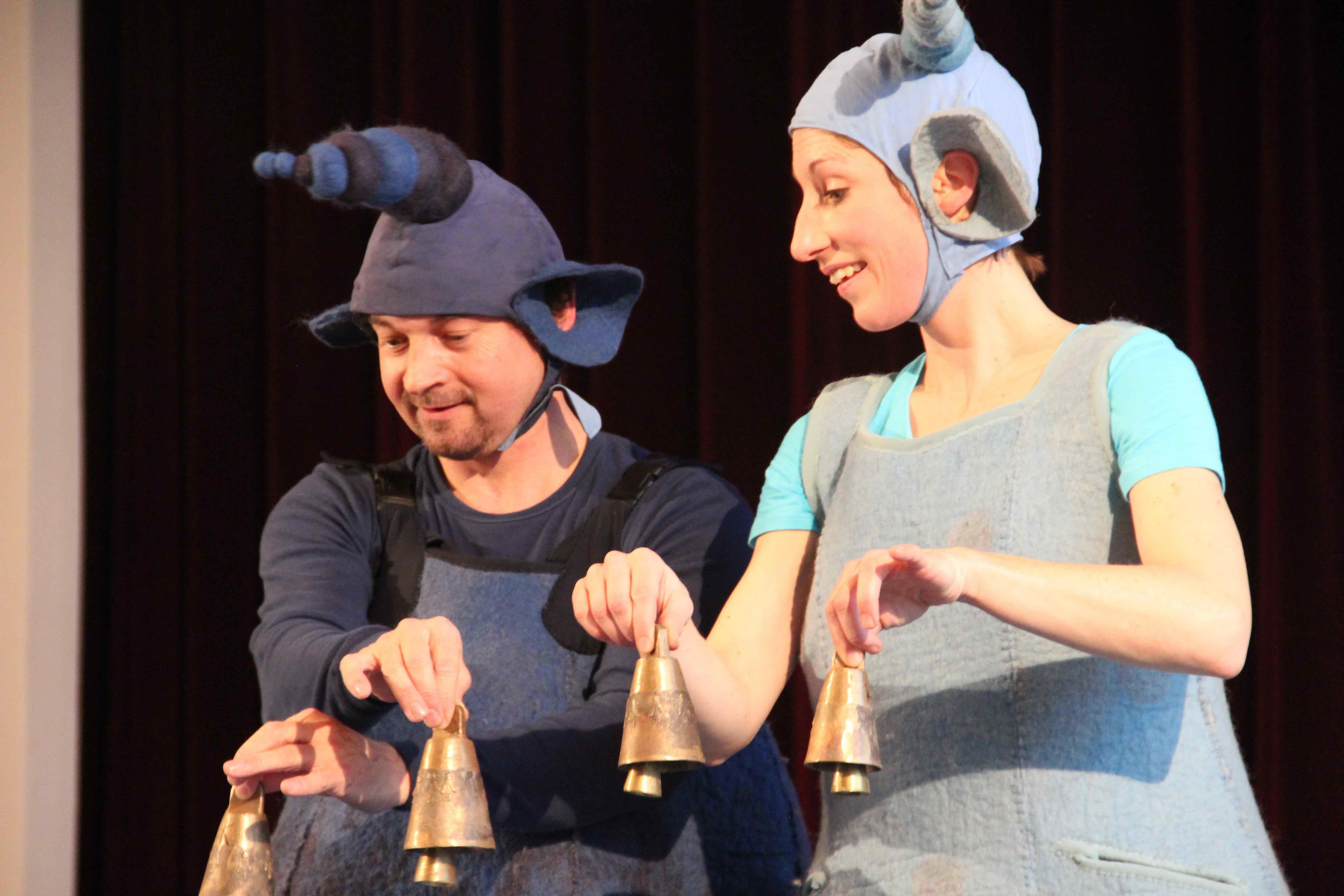"""""""Flumi"""" - Theater für Klein & Gross"""