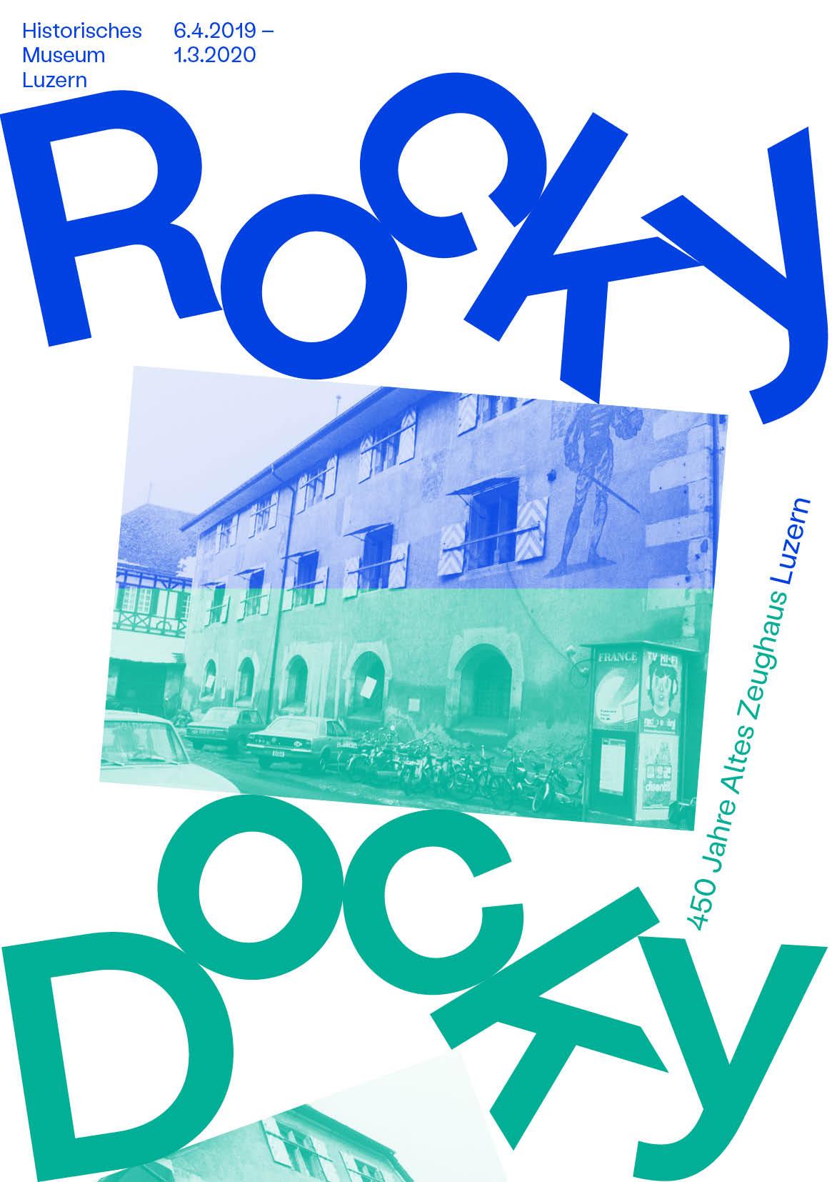 Rocky Docky - 450 Jahre Altes Zeughaus Luzern