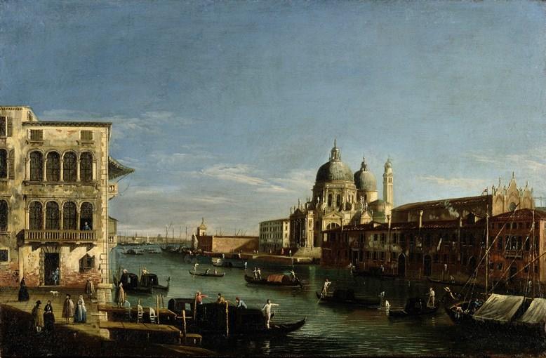 Magisches Venedig - Venezianische Veduten des 18. Jahrhunderts
