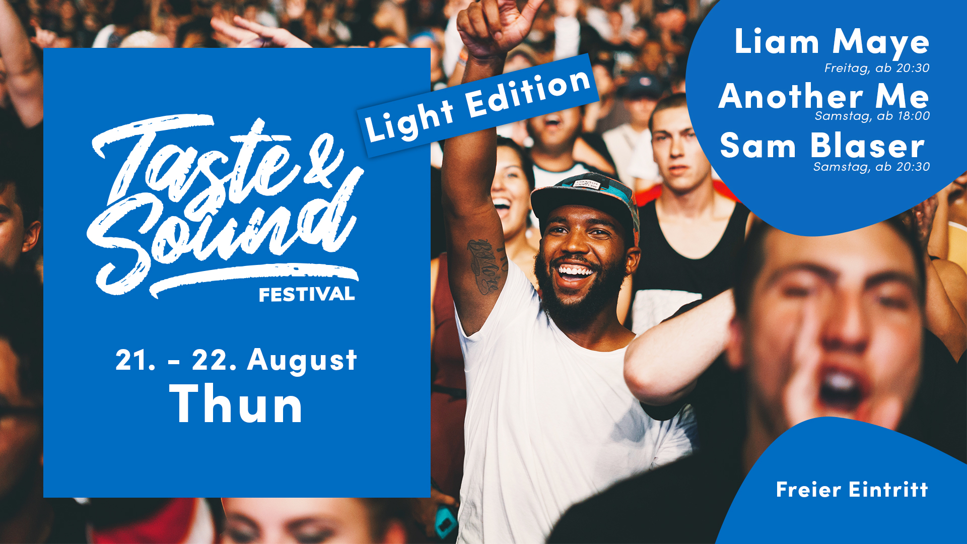 Taste & Sound Festival Thun