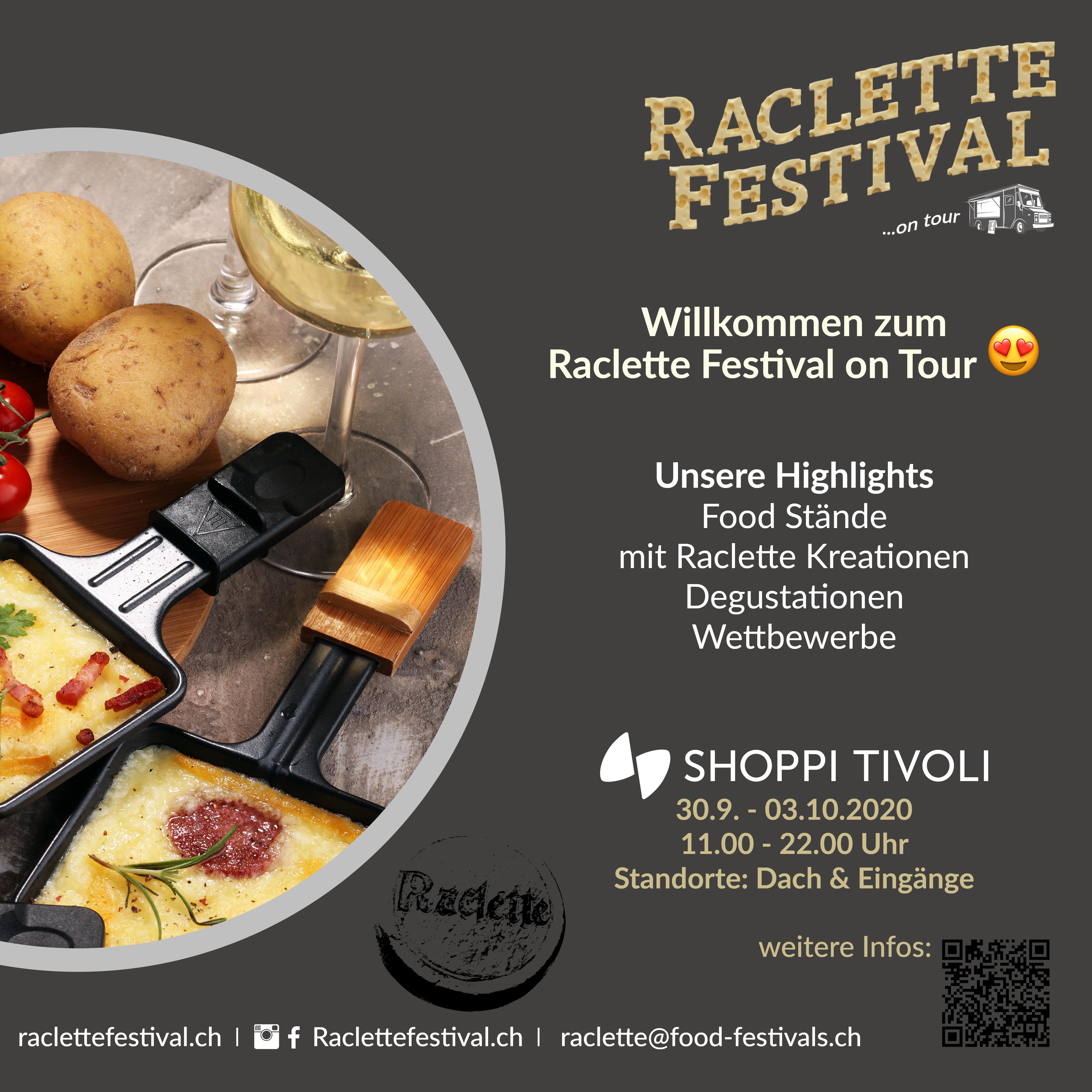 Raclette Festival on Tour