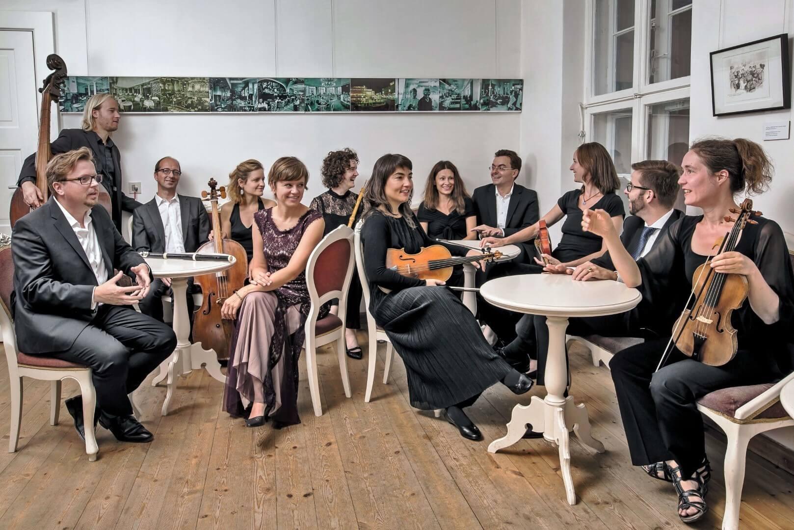 28. Internationales Bachfest Nr. 3: Köthener Trauermusik