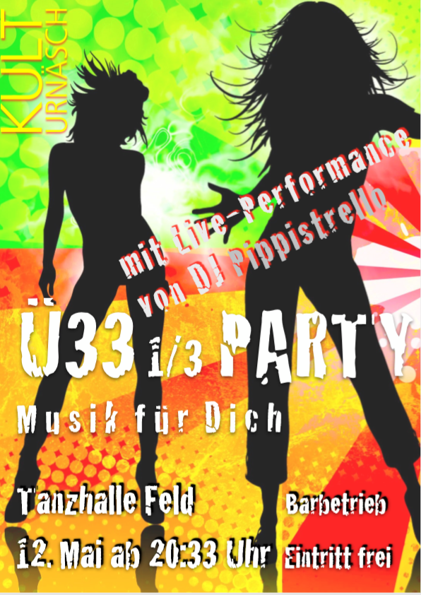Ü 33 1/3 Party