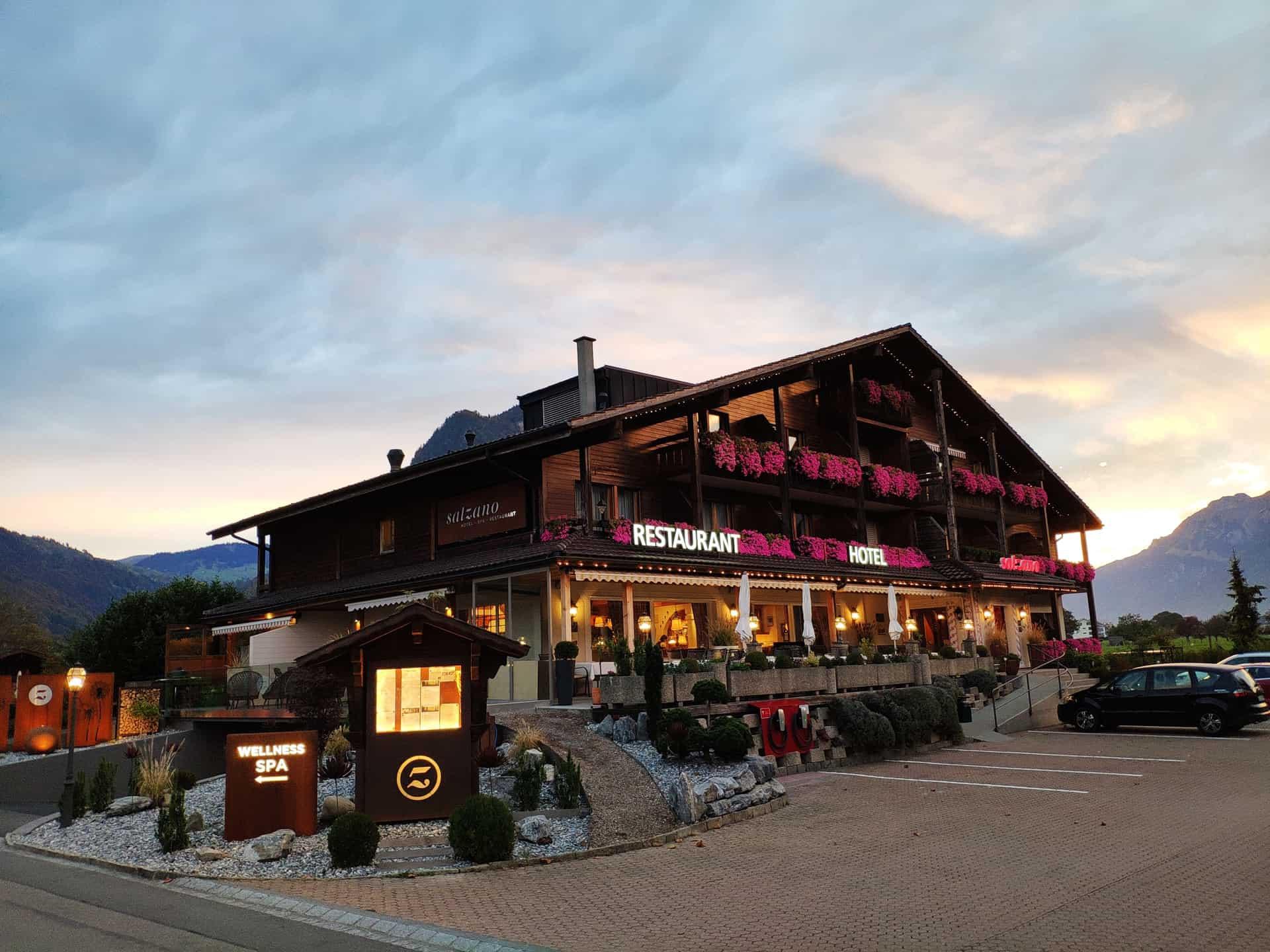 Genusswoche 2019: Durch die Lombach-Alp