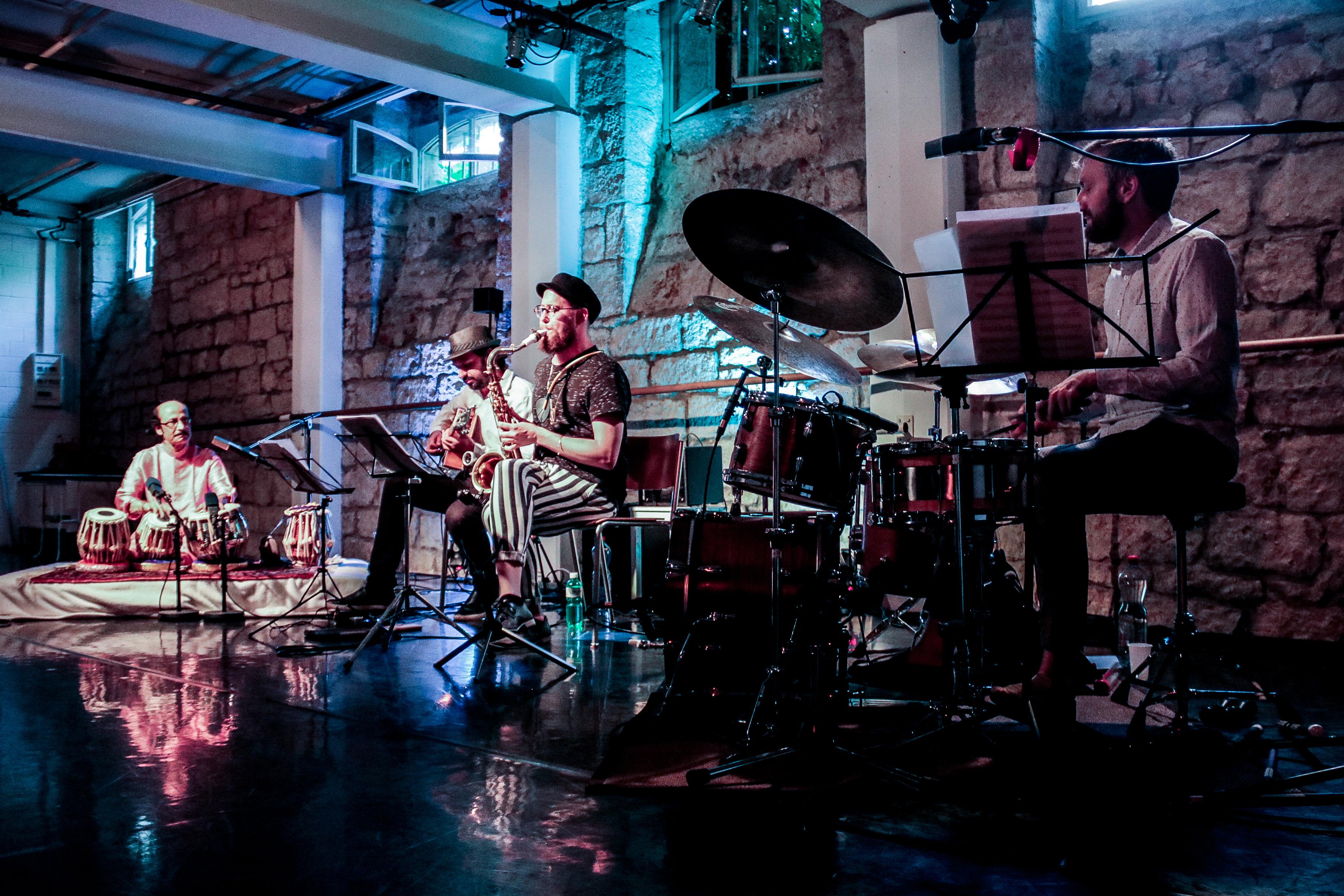 Jazz & Soul Afterwork: Skins, Strings & Winds