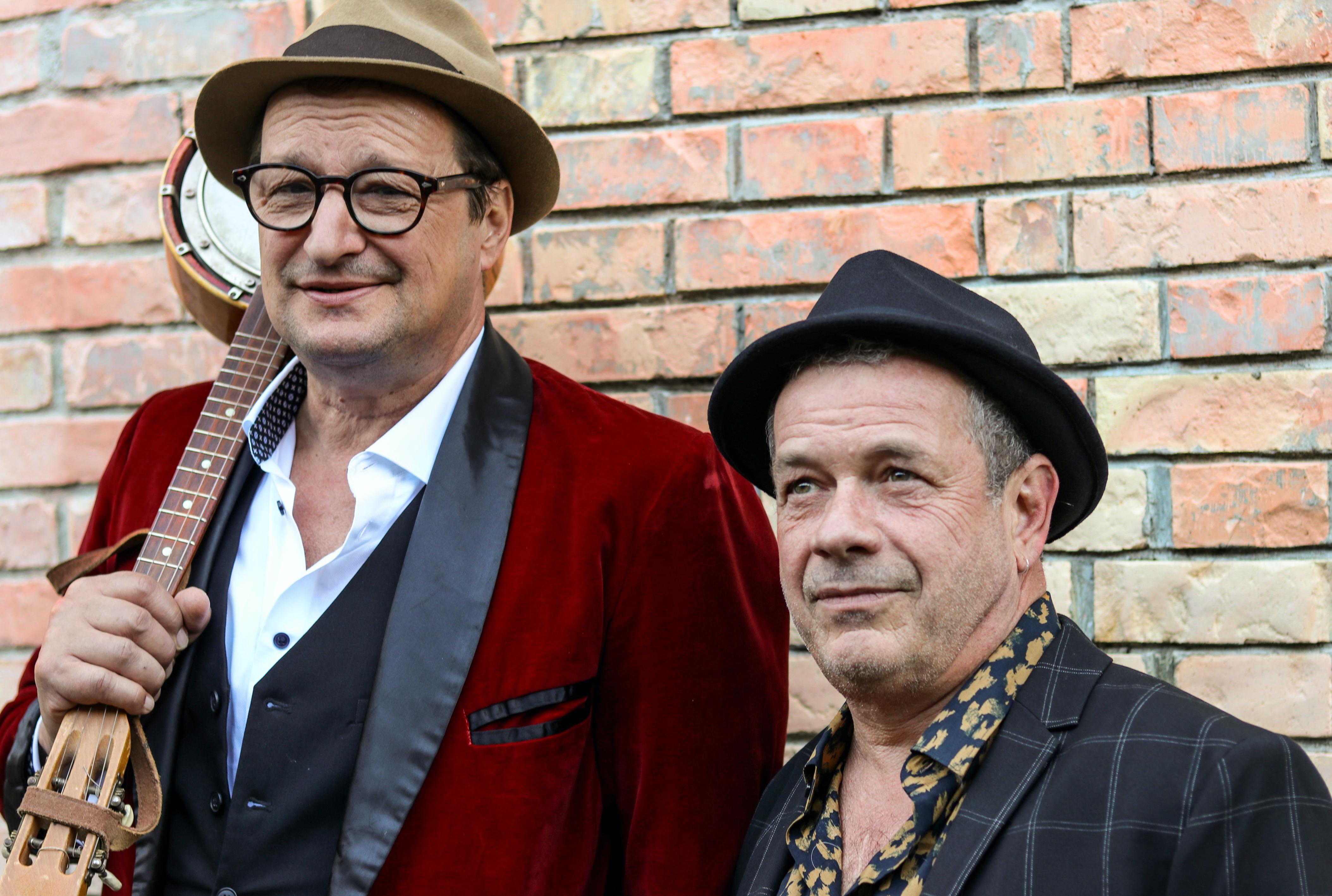 Les trois Suisses - Vagabund, Pressefoto 5
