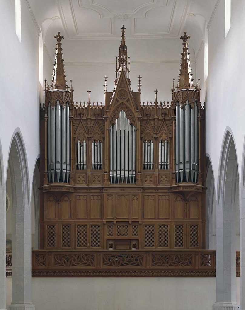 28. Internationales Bachfest Nr. 6: Nacht der Orgeln