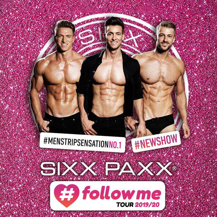 Sixx Paxx - #followme Tour