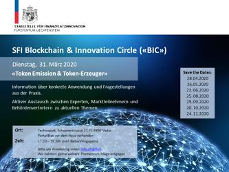 Save the Date: SFI Blockchain & Innovation Circle