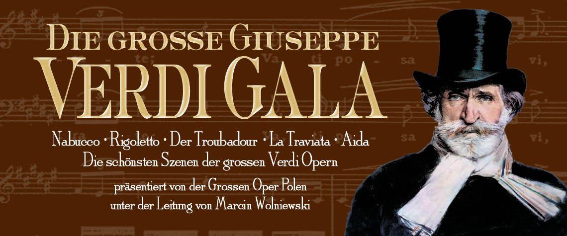 Die grosse Giuseppe Verdi Gala