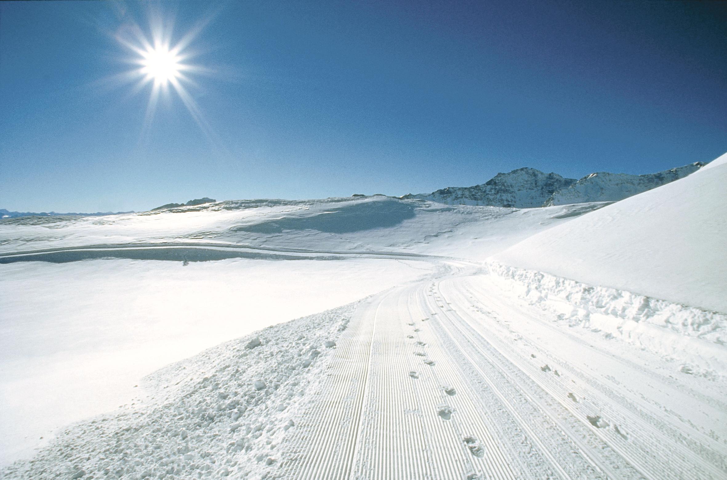 Geführte Winterwanderung