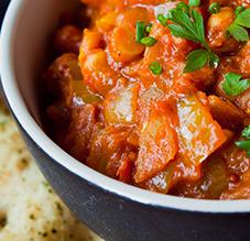 Tamilisches Curry-Tavolata Spezial