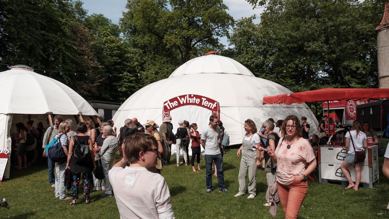 Theaterfestival Hereinspaziert - Wandertheater & Zirkuswunder