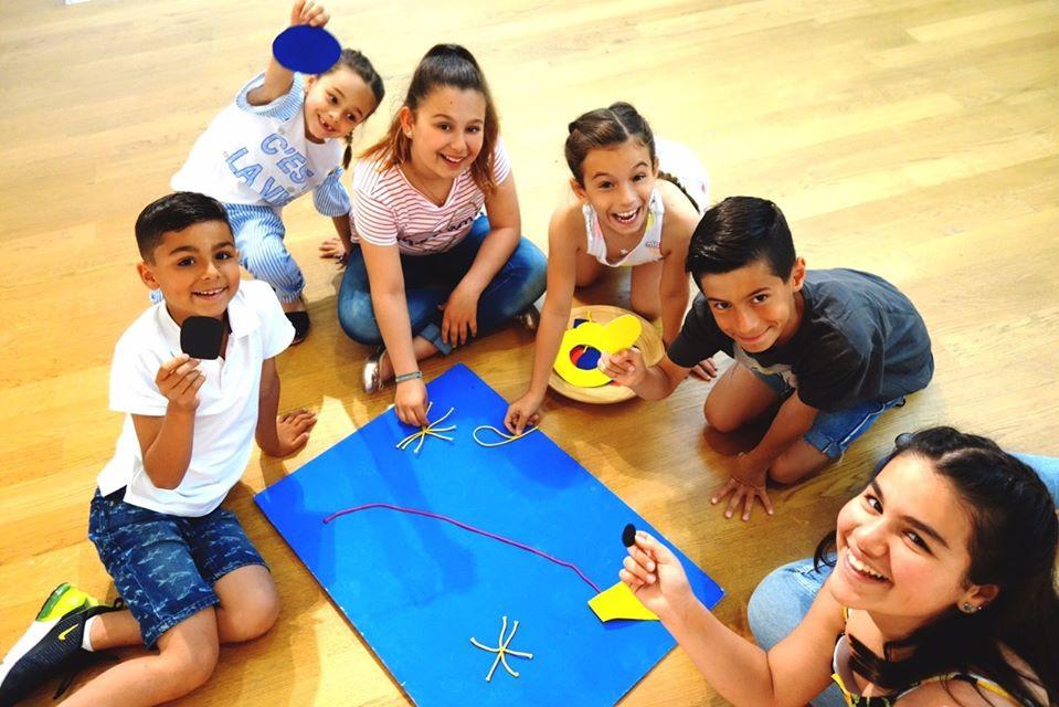 KinderKunstKlub: Kids-Atelier