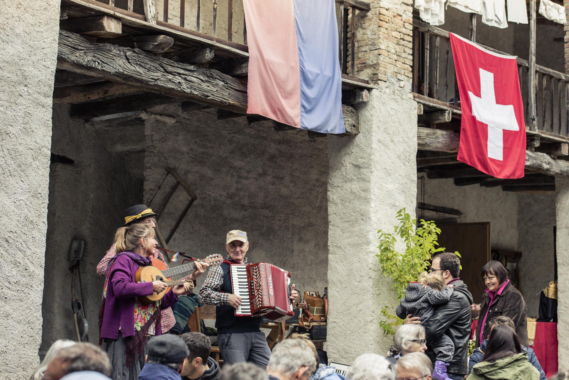Tessinerfest Viva il Ticino Ballenberg