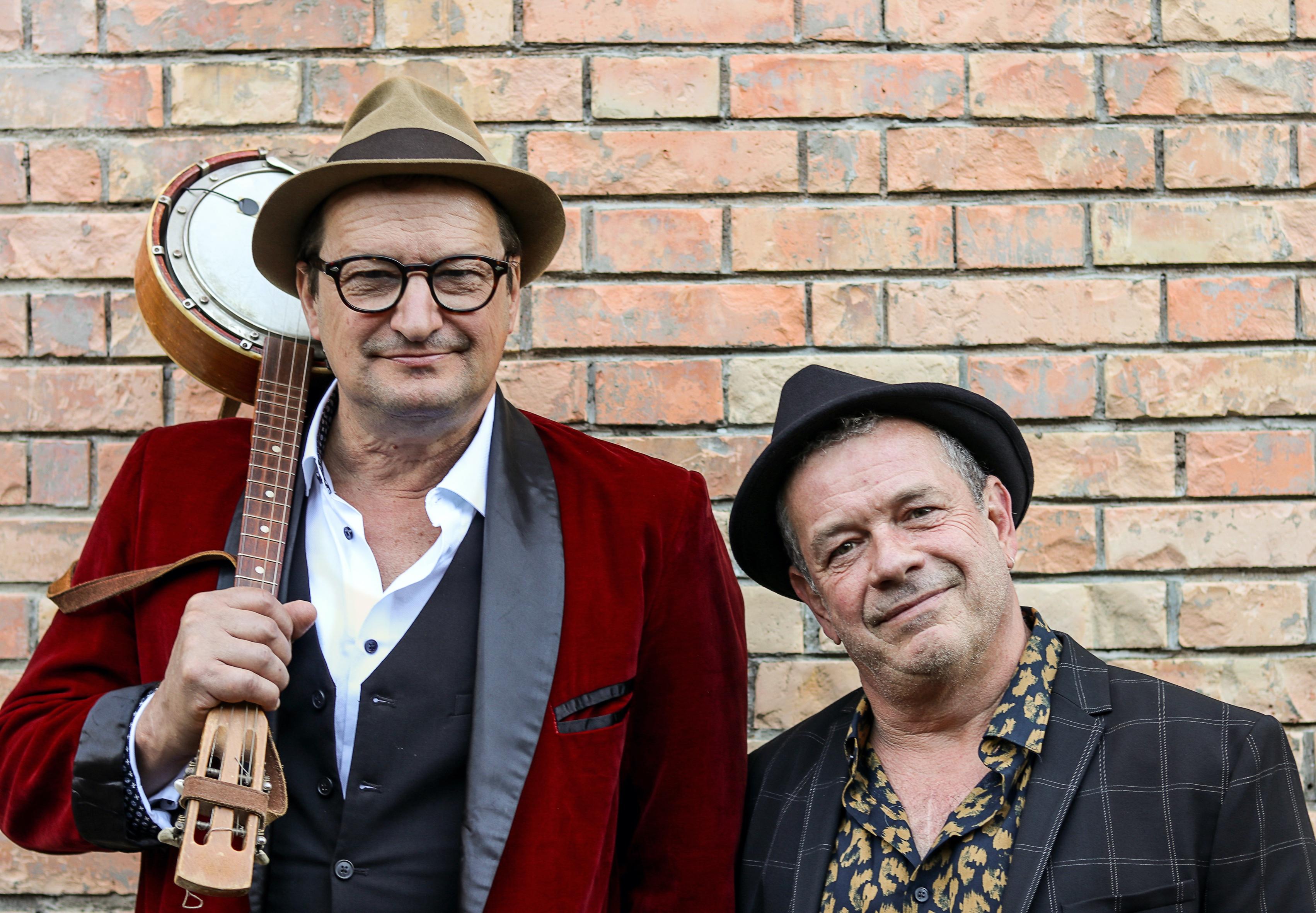 Les trois Suisses - Vagabund, Pressefoto 4