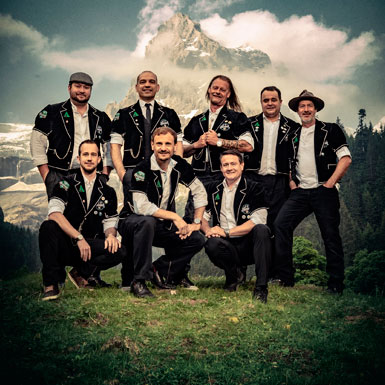 Heimweh - Die grosse Vom Gipfel is Tal - Tour 2019