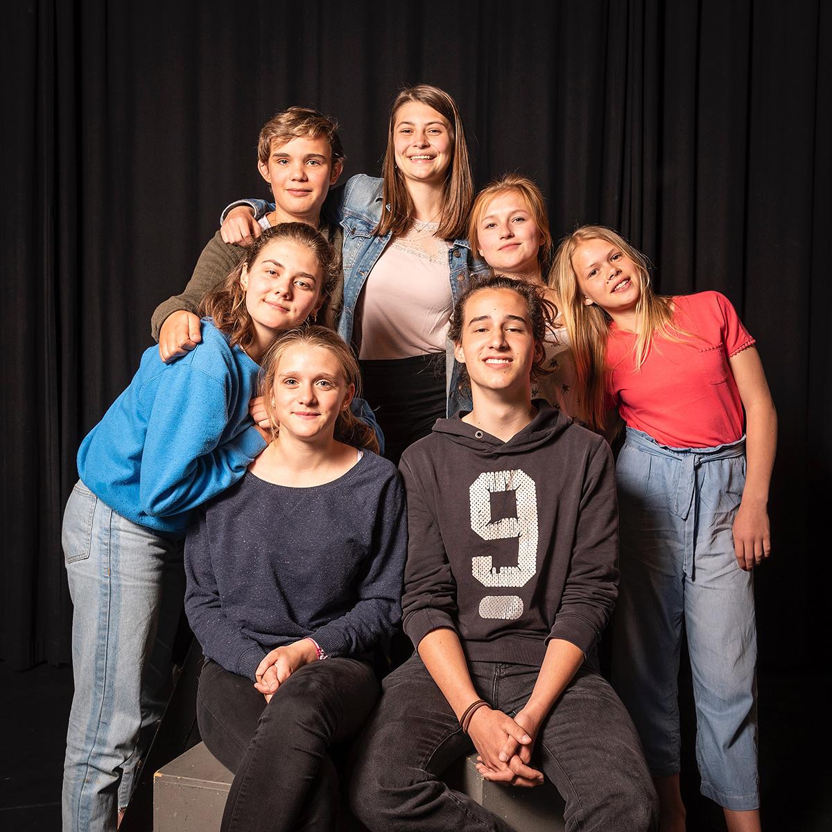 Jugendclub momoll Theater: Jenissei