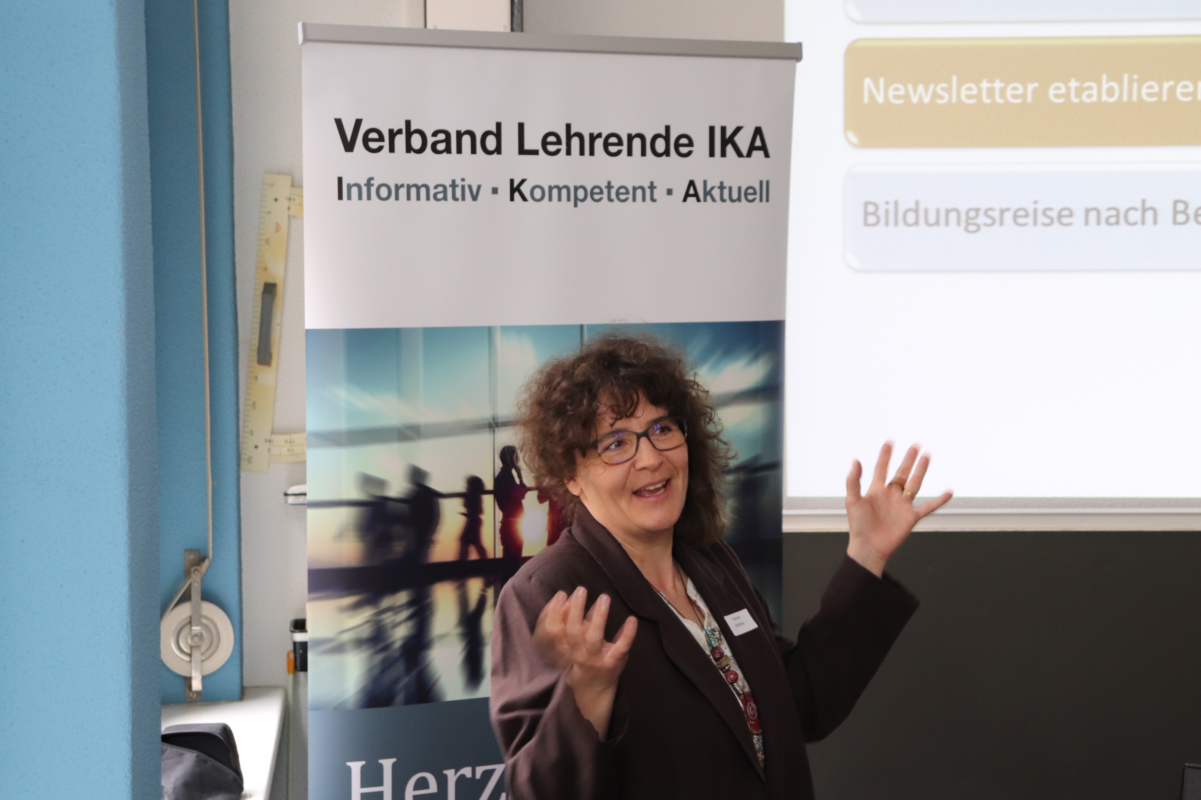 Mitgliederversammlung Verband Lehrende IKA