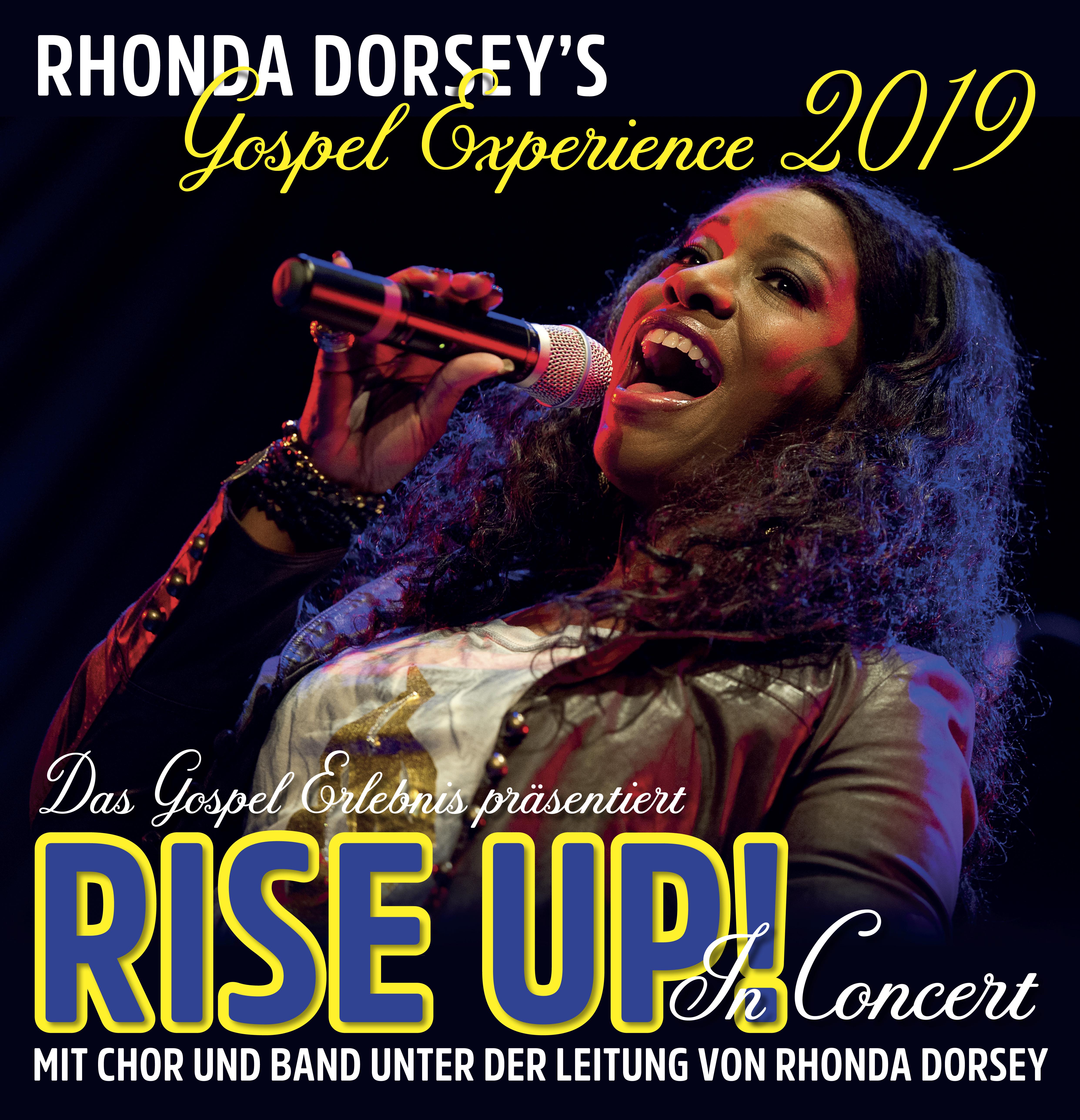 Rhonda Dorsey's Gospel Experience