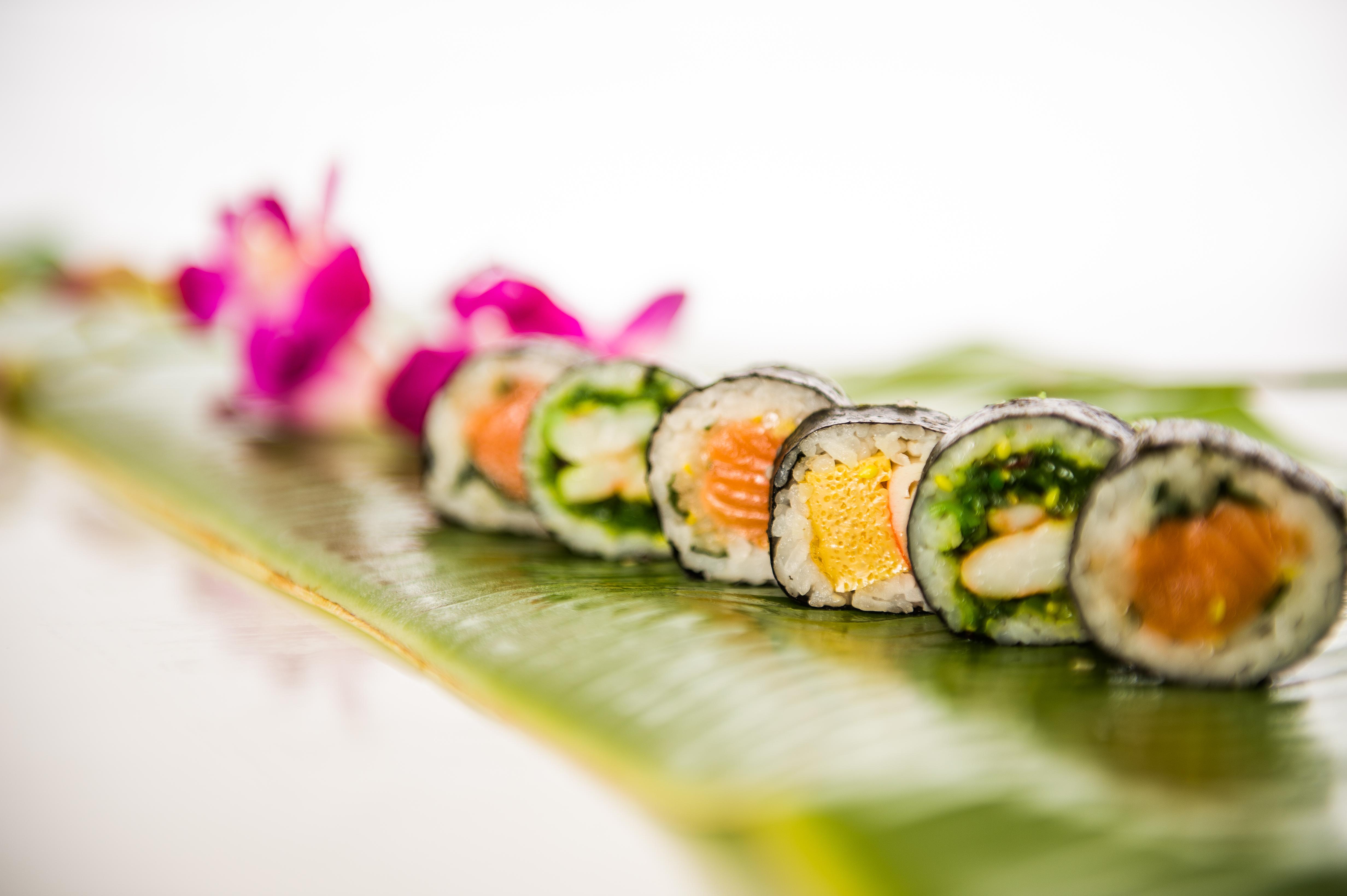 Sushi, Sashimi & Co.