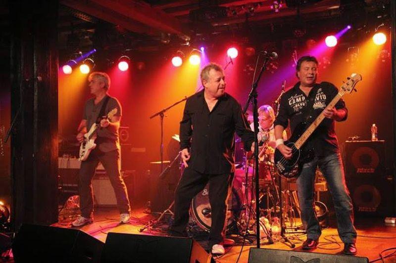 Bony Moronie - Swiss Blues Rock`n Roll Giants